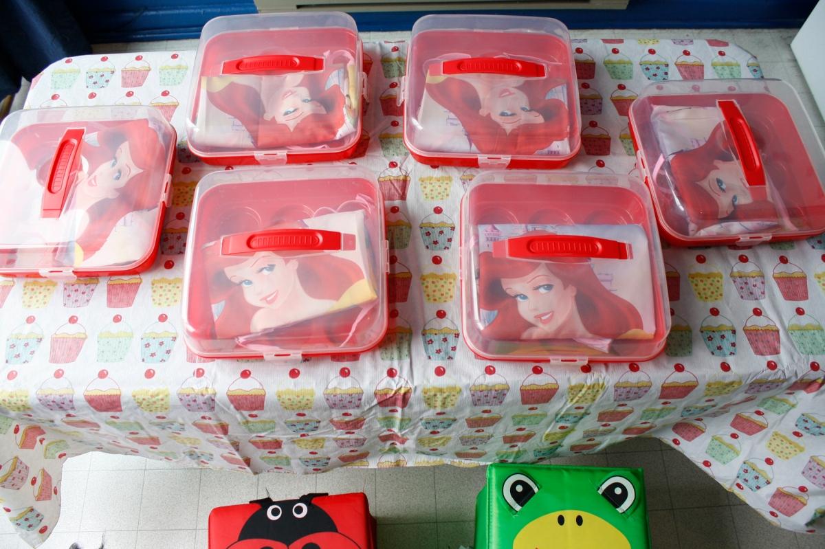 La fabrique à cupcakes: quelques trucs pour organiser une fête d'enfants gourmande