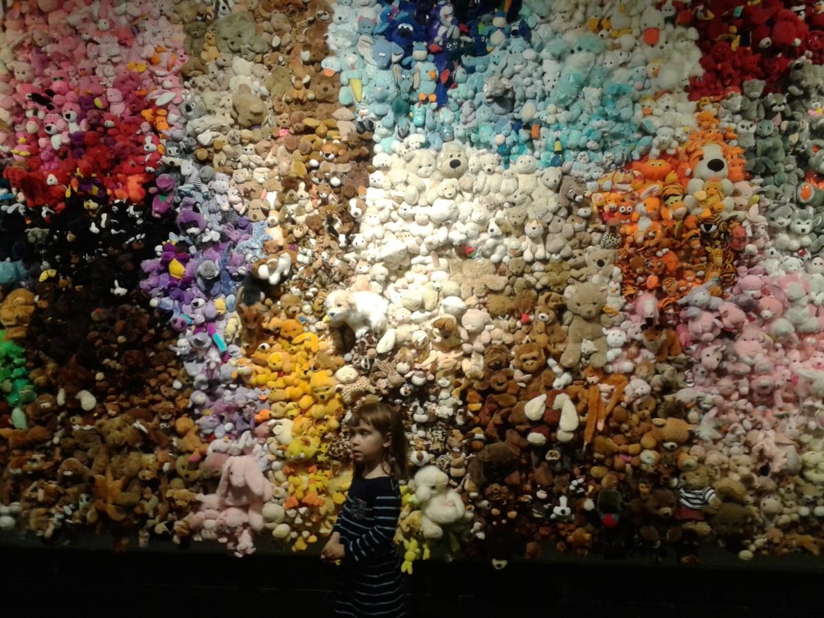 Ateliers créatifs pour enfants dans les musées montréalais