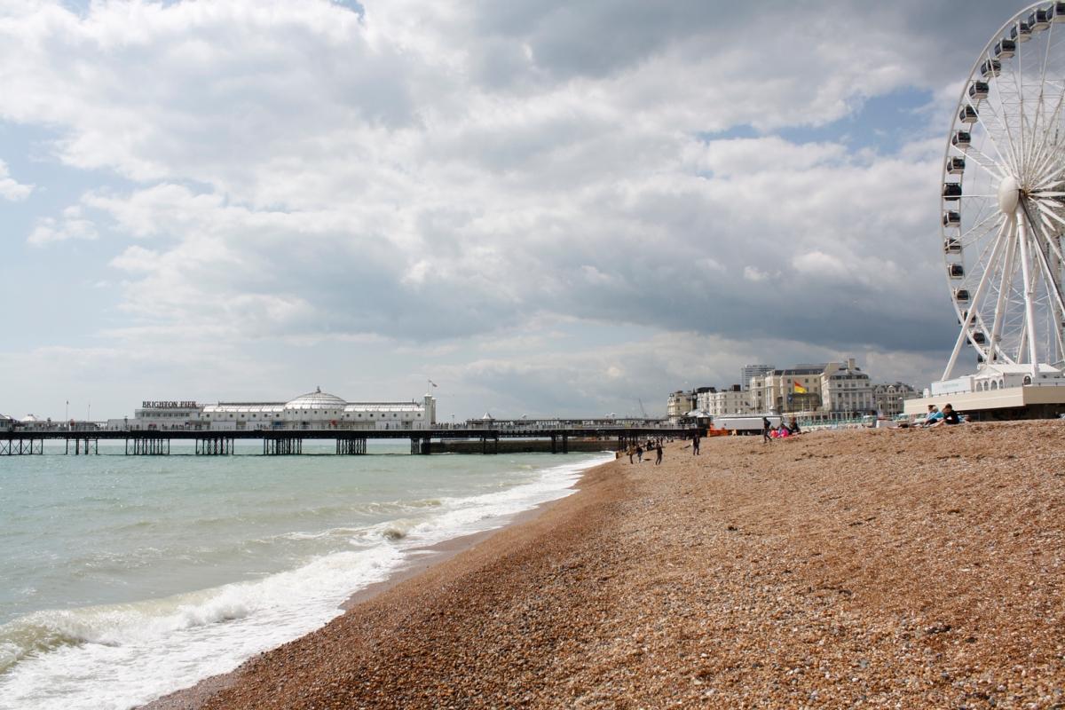 Brighton: une ville anglaise taillée sur mesure pour la famille