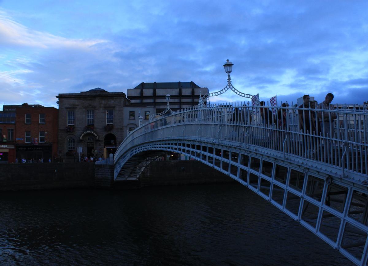 Visiter Dublin et ses pubs avec un enfant, vraiment?