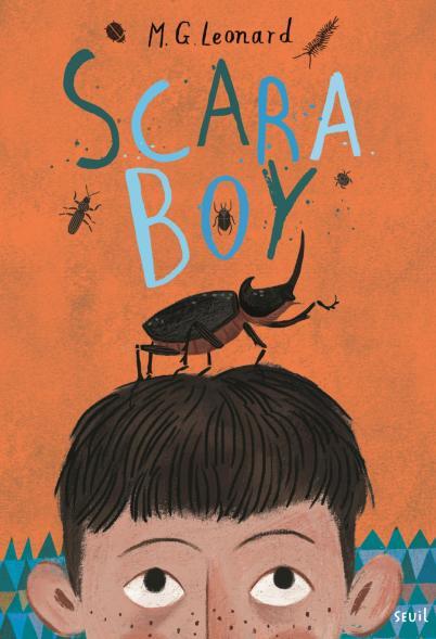 scaraboy
