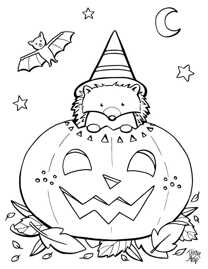 Halloween-JaunePop