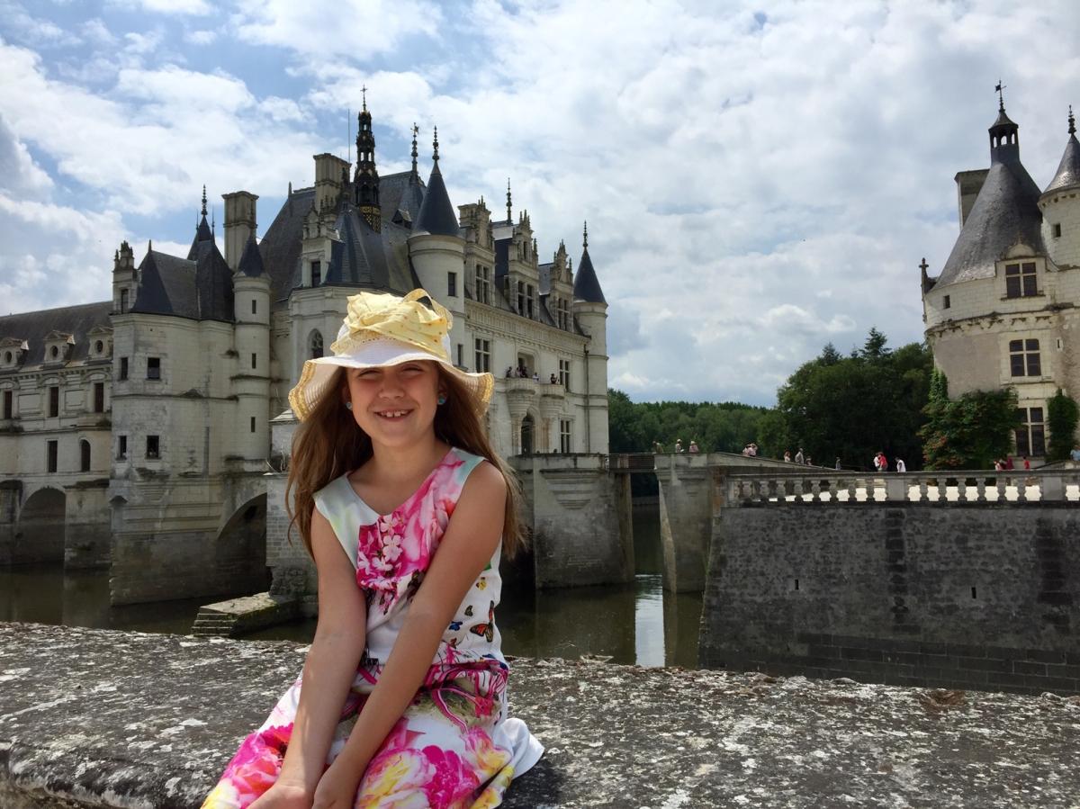 La Loire en famille: la ville de Tours et le château de Chenonceau