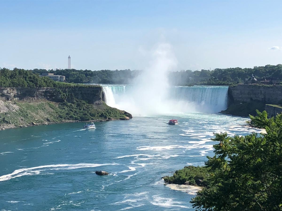 Huit expériences incontournables pour visiter Niagara Falls en famille